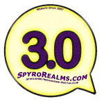 New SpyroRealms Store, Tees, and Wristbands Have Arrived